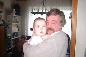Cédric et son papypounet