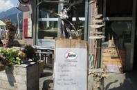 Quelques jour en Autriche - Café Treibholz (Café au bois flottant)