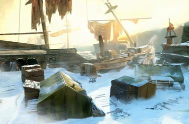 Assassin's Creed 3 - MultiPlayer Artwork