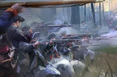 Assassin's Creed 3 - Artwork
