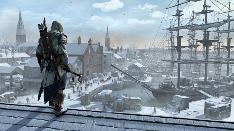 Assassin's Creed 3 - Gameplay