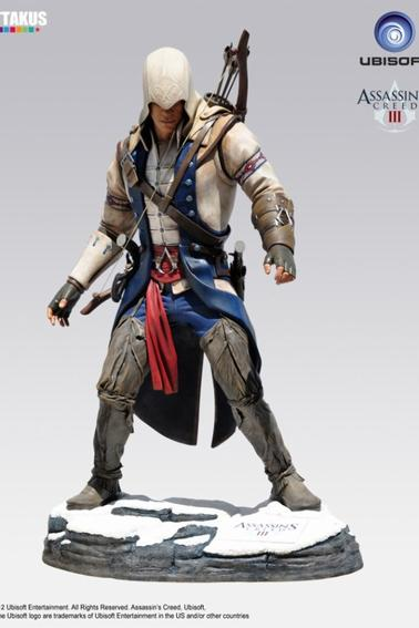 Assassin's Creed 3 - Connor Statue