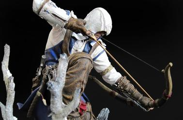 Assassin's Creed 3 - Figurine Connor by UbiCollectibles