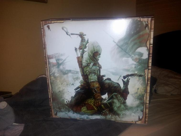 Assassin's Creed 3 - Box Promo