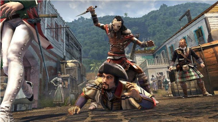 Assassin's Creed III - Pack Une Bataille Impitoyable