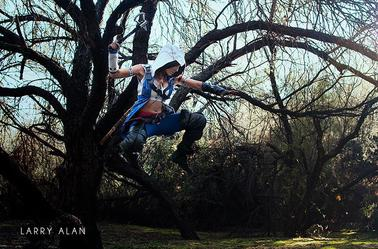 Assassin's Creed III - Un Cosplay Admirable By Jessica Nigri (Part 1)