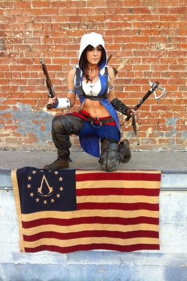 Un Cosplay Admirable By Jessica Nigri (Part 2)