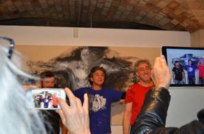 17èmes RENCONTRES DE CREATION CONTEMPORAINE  Organisées par l'association Passerelle d'Artistes du 4 au 19 Mars 2017 salle de l'Aigalier à Martigues
