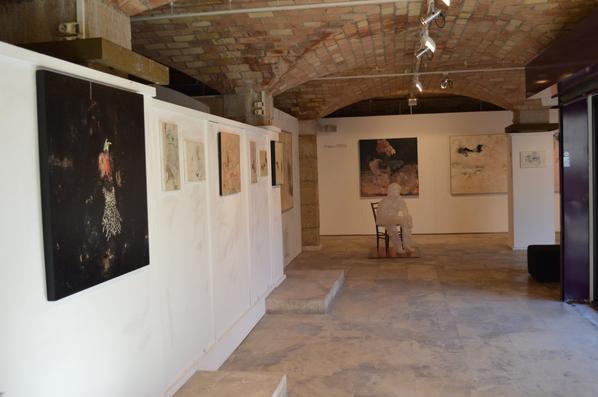 18èmes RENCONTRES DE CREATION CONTEMPORAINE  Organisées par l'Association Passerelle d'Artistes  du 3 au 18 Mars 2018