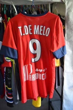 MAILLOT T. DE MELO PORTER LOSC - OM