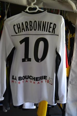 MAILLOTS PORTER ANGERS SCO 2 eme PARTIE
