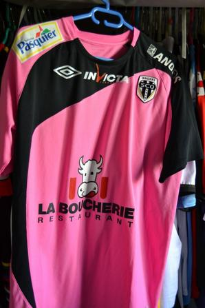 MAILLOTS GARDIENS ANGERS SCO !!!