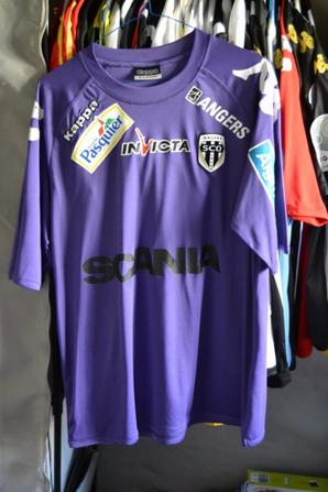 MAILLOTS GARDIENS SCO D'ANGERS 13-14...