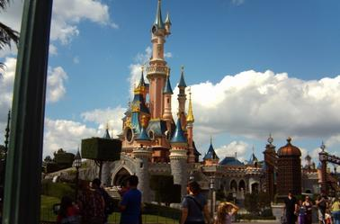 """Petit voyage à DisneyLandParis """"1"""""""