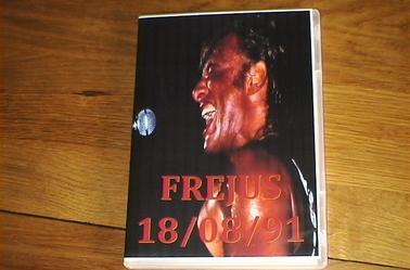 Rush Fréjus 18 août 1990