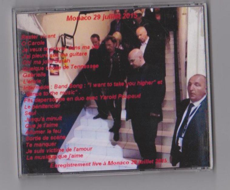 Audio Monaco 29 juillet 2015