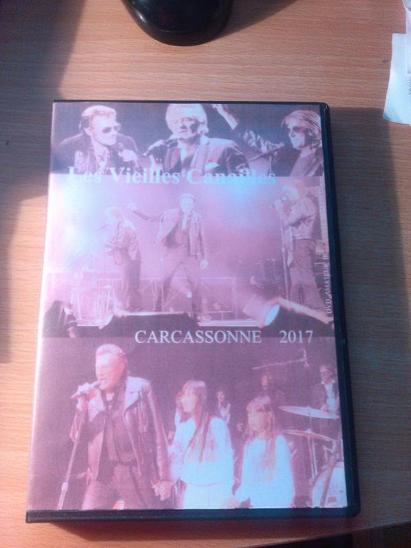 Carcassonne 5 juillet 2017