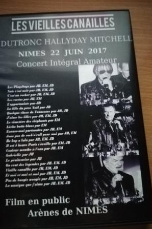 Arènes de Nîmes 22 juin 2017