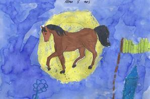 Classe de CE1 Ecole George Sand Aunay sur Odon (Calvados) Projet : le cheval