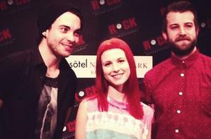 -Jeremy Davis, Hayley Williams, Taylor York-