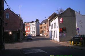 Grivegnée à Liège