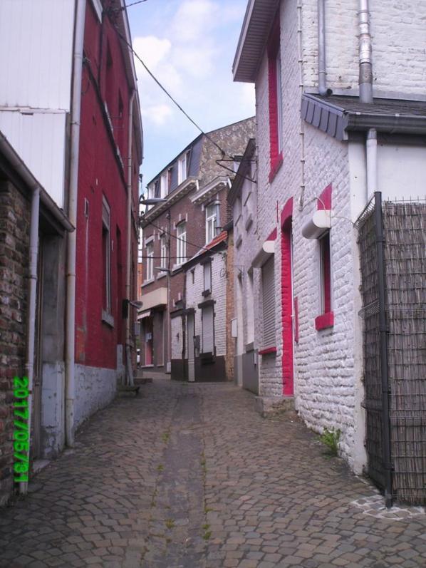 rue Sous la Tour à Chênée-LIEGE