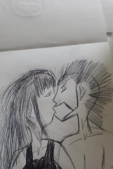 Mes dernières dessins. J'espère que ca vous plaira. Bis a tous