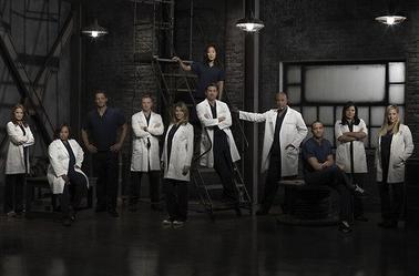 l'affiche de la saison 9 !