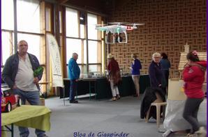 FAUQUEMBERGUES  .....AERO - DRONE