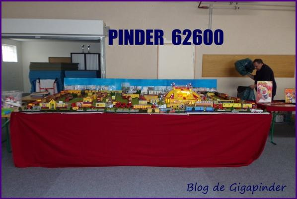 FAUQUEMBERGUES ...JEAN PIERRE MOLINARO  ET SON PINDER 62600