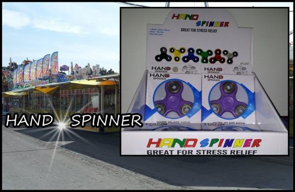 HAND  SPINNER  ...LA TOUPIE INFERNALE !!!