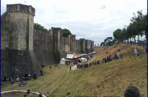 PROVINS ...LES MEDIEVALS  2017 ...   FORTIFICATIONS