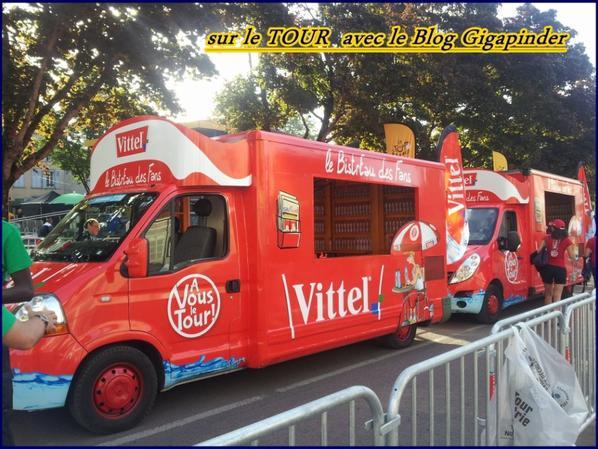 SUR LE TOUR  A TROYES ...VITTEL