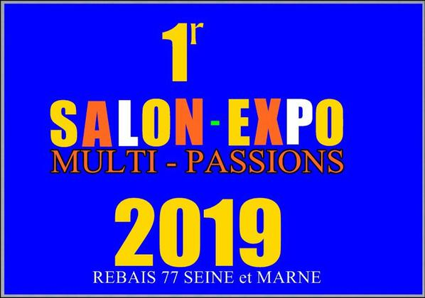 PREMIER  SALON - EXPO  MULTI-PASSIONS