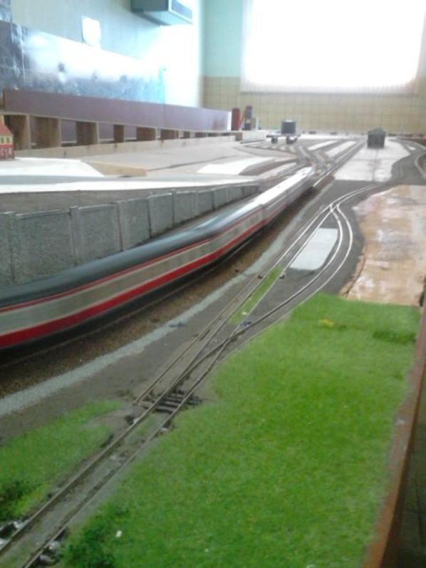 notre petite visite au musée ( PFT ) à Saint-ghislain ce 13/09/14 -- P3 --