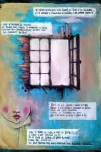 ESSENCE -concours Jeunes Talents Angouleme- textes et co écriture du scénario par Audrey Vernet
