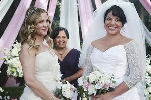 Voila les deux personnes que je kiff dans la série Callie et Arizona dans Grey's anatomy