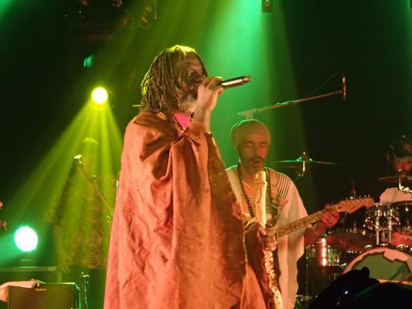 Concert Tiken Jah Fakoly le 23.04.2015 à Six-Fours