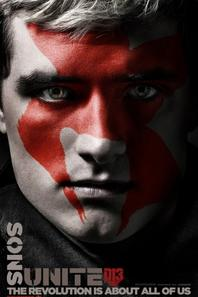 Posters personages Mockingjay Part 2