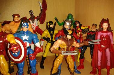 Marvel Legends (Avengers)