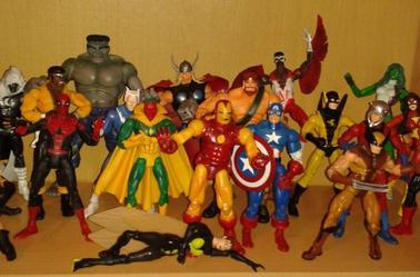 Marvel Legends (Avengers)