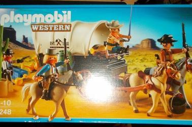 Playmobil Western