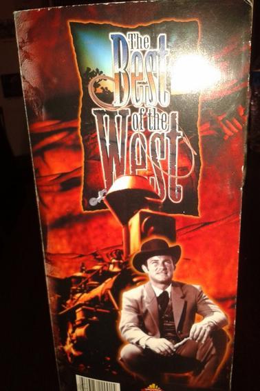 Les Mysteres de L'ouest  Poupé James West