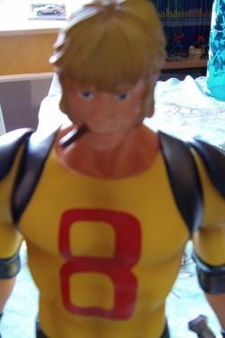 Figurine Cobra Rugball Jaune (High Dream)