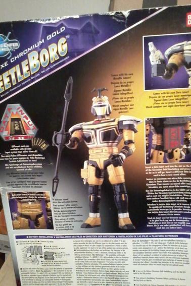 BeetleBorg Bandai 30 cm