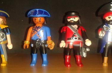 Collection Playmobil : Pirates