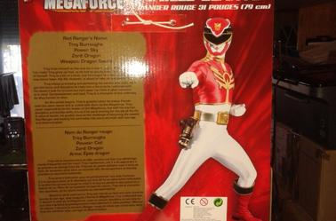 Power Rangers mega force Figurine 80 cm (Jakks Pacific)