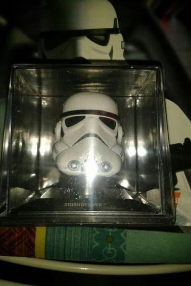 Mini Casque Star Wars