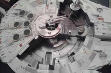 Star Wars - Faucon Millenium 75cm Hasbro
