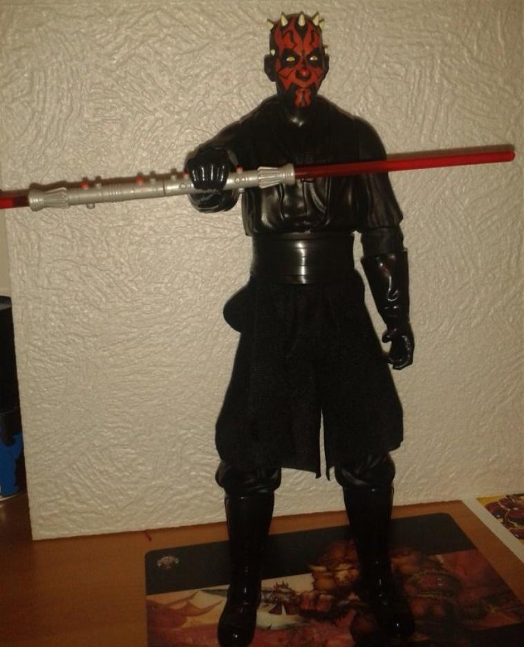 Star Wars Figurine Dark Maul 45 Cm (Jakks Pacific)